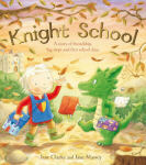 Knight School - book cover