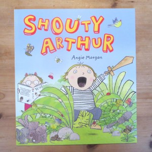 Shouty Arthur
