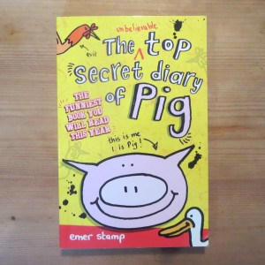 The Top-Secret Diary of Pig