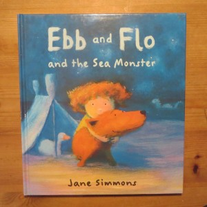Ebb & Flo and the Sea Monster