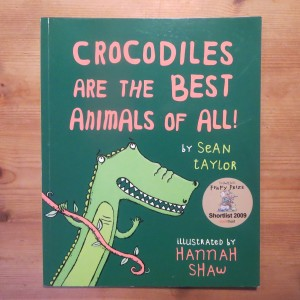 Crocodiles are the Best Animals of All