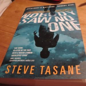 Steve Tasane