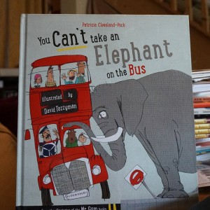 You Can't Take An Elephant On The Bus