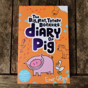 The Big Fat Totally Bonkers Diary of Pig