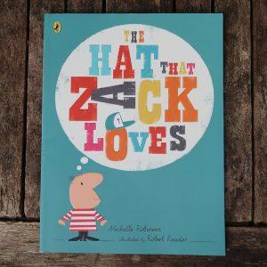 The Hat Zack Loves
