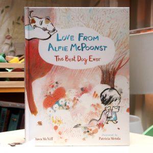 Love From Alfie McPoonst
